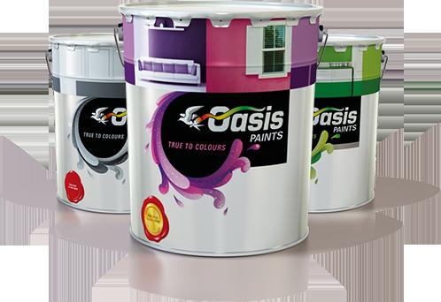 Oasis Paints |
